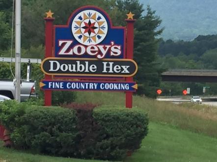 Zoeys Double Hex